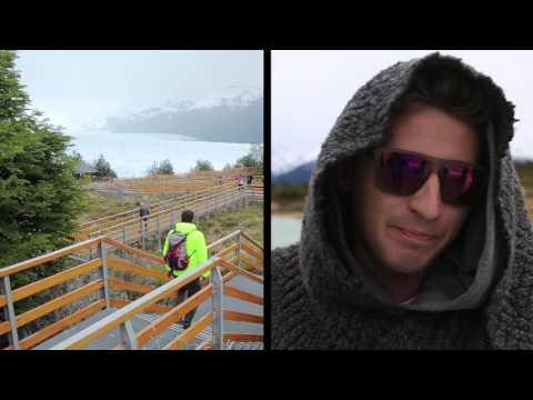Патагония, Южная Америка (Чили, Аргентина) - Орёл и Решка  - 2015