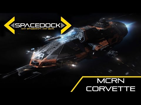 Korveta MCRN Rocinante z The Expanse