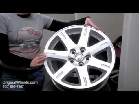 300M Rims & 300M Wheels - Video of Chrysler Factory, Original, OEM, stock new & used rim Shop