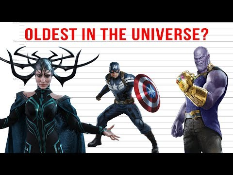 Download Oldest Characters in the Universe Mp4 HD Video and MP3