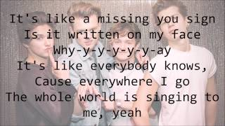 The Vamps   Oh Cecilia (You're Breaking My Heart) (with Lyrics)