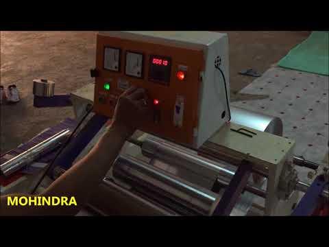 Rewinding Machine for Kitchen Foils