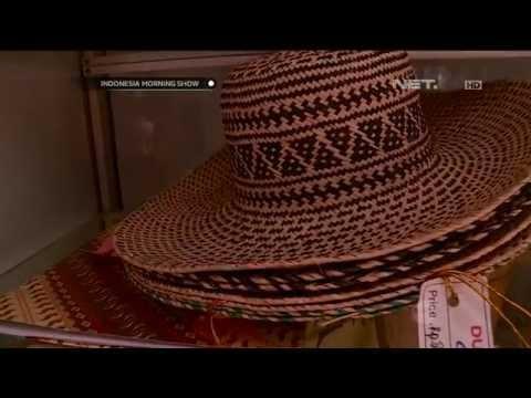 Video Kerajinan Rotan Khas Kalimantan Tengah Diburu Pasar -IMS