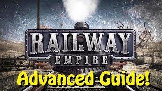 Railway Empire - Advanced Guide - Free Mode