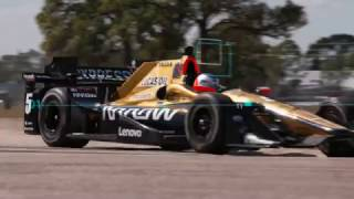 Schmidt Peterson Motorsports races to victory with technologies from Lenovo