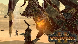 HuntingtheDragonWitch-EmpirevsDarkElves//TotalWar:WarhammerIIOnlineBattle