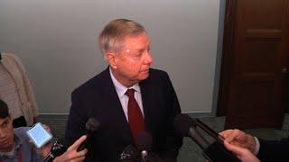 Graham calls for release of whistleblower identity