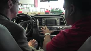 Chris McCoy Visits the ALL NEW Crystal Auto Mall for Service
