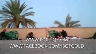 preview picture of video 'اشتباكات الفرقة الذهبية اليوم في تكريت'