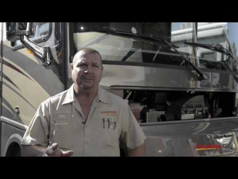 Lazydays RV Service: RV Fuel Efficiency Tips