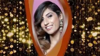 Sara Tavanaie Finalist Miss Universe Canada 2018 Introduction Video