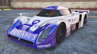"GTA 5 Online NEW ""ANNIS RE-7B"" DLC CAR & CUSTOMIZATION GUIDE! (GTA 5 Cunning Stunts Update)"