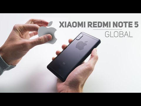 Обзор Xiaomi Redmi Note 5 (4/64Gb, Global, gold)