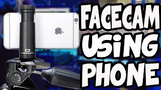 Gambar cover HOW TO Use Phone as FaceCam (Recording & Editing)