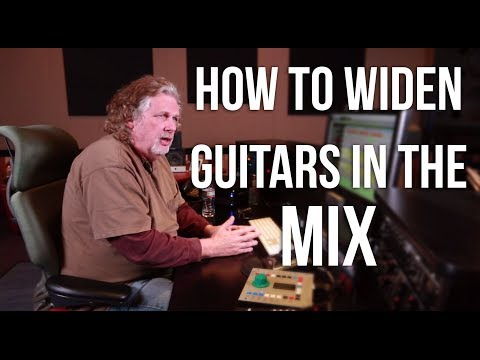 How To Widen Guitars – Into The Lair #99