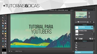 Photoshop ONLINE e GRÁTIS - Ótimo para YouTubers