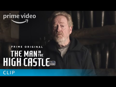 The Man in The High Castle Season 2 (First Look Clip)
