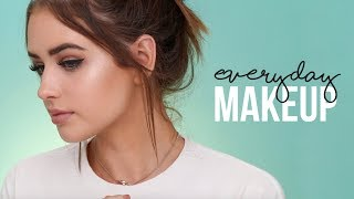 MY EVERYDAY MAKEUP ROUTINE :) - Video Youtube