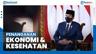 Presiden Jokowi: Kunci Penanganan Kesehatan dan Ekonomi Harus Dilakukan dengan Gotong-Royong