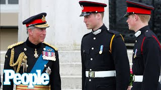 Royal Family Members Will Not Wear Military Uniforms to Prince Philip's Funeral | PEOPLE