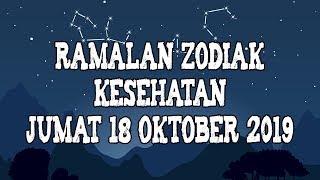 Ramalan Zodiak Kesehatan Jumat 18 Oktober 2019