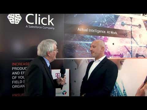 Dan Ingle, Telco Specialist, Click - A Salesforce Company