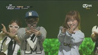 Akdong Musician(AKMU) -'GIVE LOVE' 0522 M COUNTDOWN