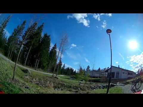 Test flight on a very small 300mAh 3S battery for the sake of it - Skip3 HD (2020 #56)