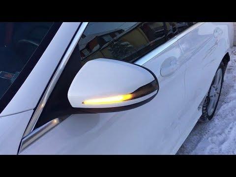 Mercedes E-Klasse (213/238) | LED Dynamic Blinker | Dynamische Spiegelblinker | dynamic turn signal