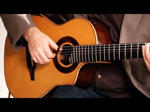 How to Play Tremolo | Fingerstyle Guitar