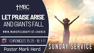 Psalm 100:Let praise Arise and Giants fall