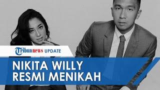 POPULER Nikita Willy dan Indra Priawan Menikah Resmi Menikah, dengan Adat Minang dan Mahar Fantastis