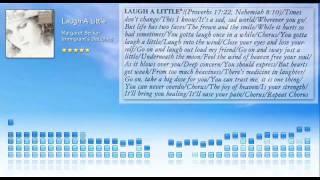Margaret Becker - Laugh a little.flv