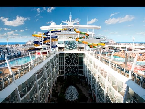 Lánzate a la aventura en el Harmony of the Seas