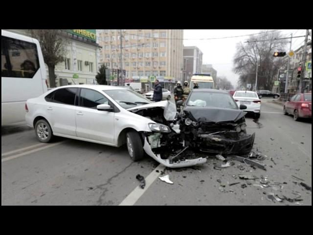 Обзор аварий. Новые ДТП. Смертельное ДТП в Севастополе