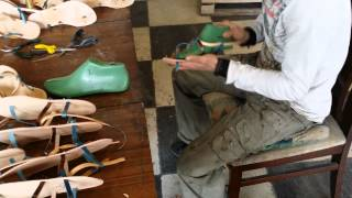 So What Leather Sandals. Sandals Manufacturing
