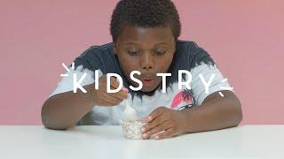 Kids Try: 90's Ice Cream | Outdoor Series | HiHo Kids