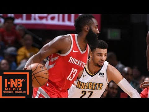 Houston Rockets vs Denver Nuggets Full Game Highlights / Feb 25 / 2017-18 NBA Season
