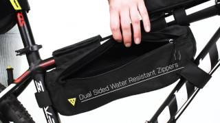 Видео-обзор новинок Topeak для bikepacking: MidLoader