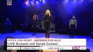Sarah Connor - Augen auf (Weltpremiere) MUTTERSPRACHE