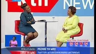 Agnes Kavindu Muthama ni mgombea wa Machakos kwa tikiti cha Jubilee: Mizani ya Wiki