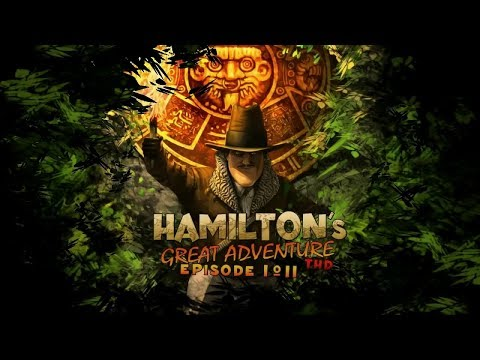 Video of Hamilton's Adv. THD: Expansion