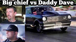 Big Chief vs Daddy Dave at Armageddon 5!!!