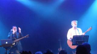 Black Coffee In Bed, by Difford & Tilbrook (of Squeeze) at Exeter Phoenix on 9th JUly 2014