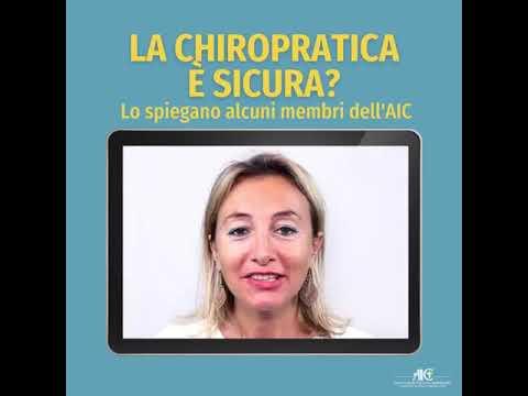 la chiropratica e sicura