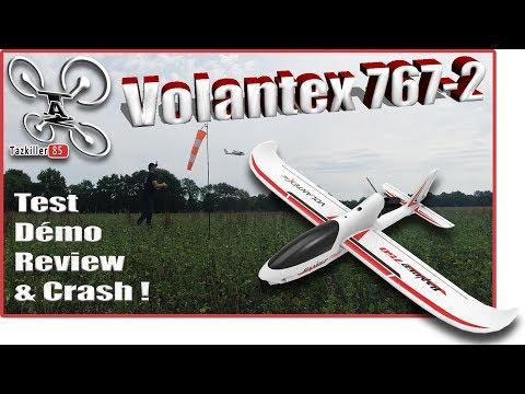 volantex-7672-ranger-750--review-test-démo--mode-acro-stabilisé-et-rth