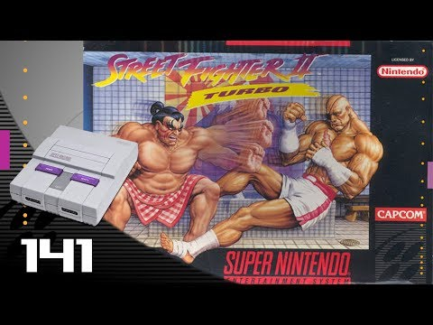 Street Fighter II Turbo [141] SNES Longplay/Walkthrough/Playthrough (FULL GAME)