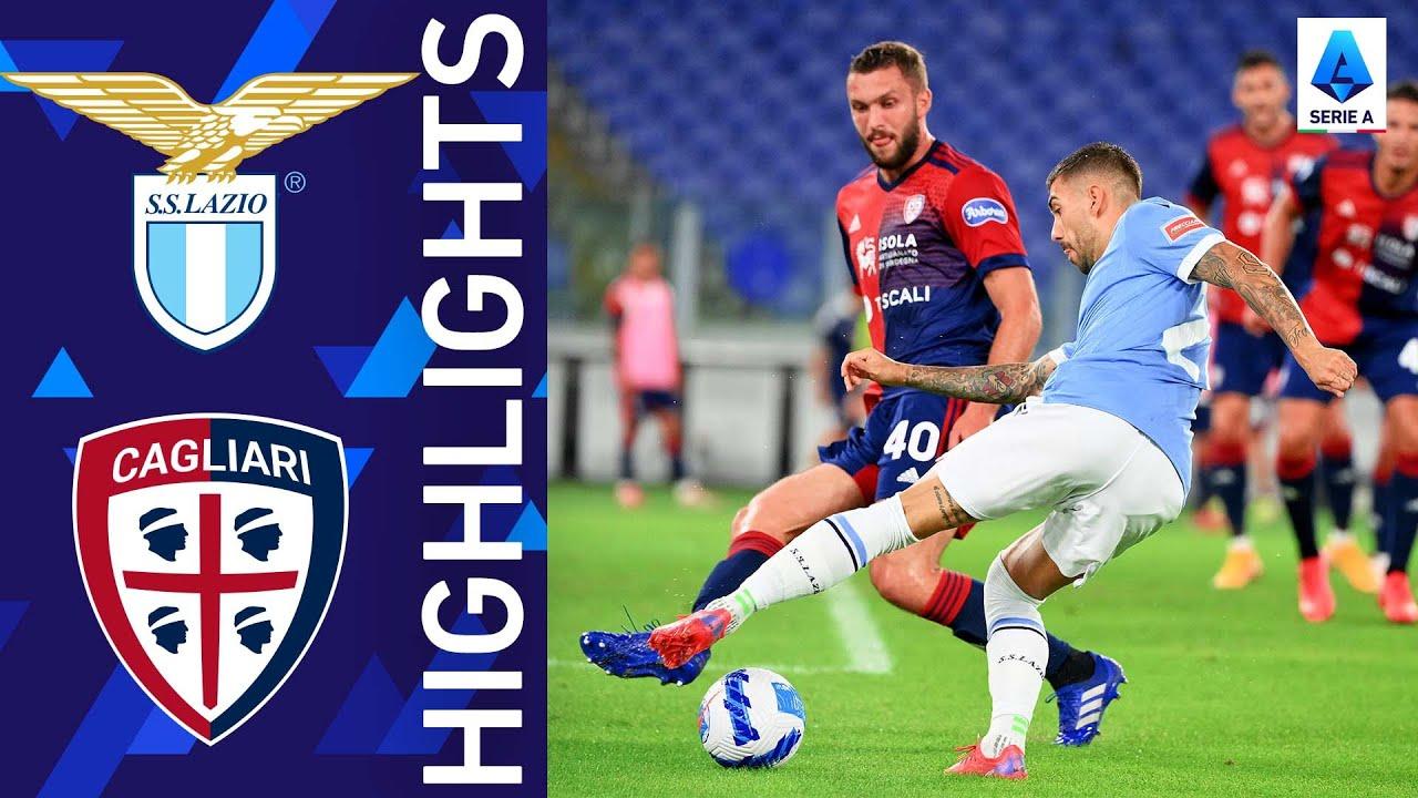 2021/22 لاتسيو 2 - 2 كالياري | لاتسيو يكتفي بنقطة وحيدة | الدوري الإيطالي