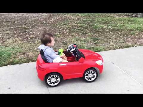 Costzon (Costway) 6V Kids Car w/ RC Remote ($110) Review