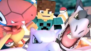 Minecraft: PokeRace - Pokemons Pré-Historicos ! #04